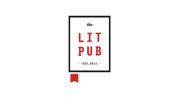 The Lit Pub designed by Fuzzco