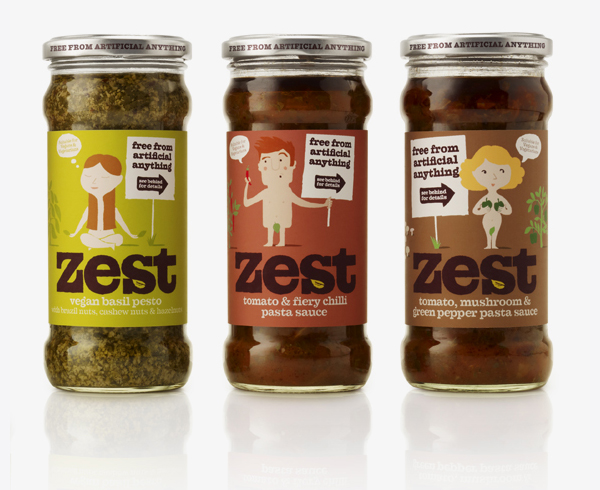 Zest designed by Designers Anonymous