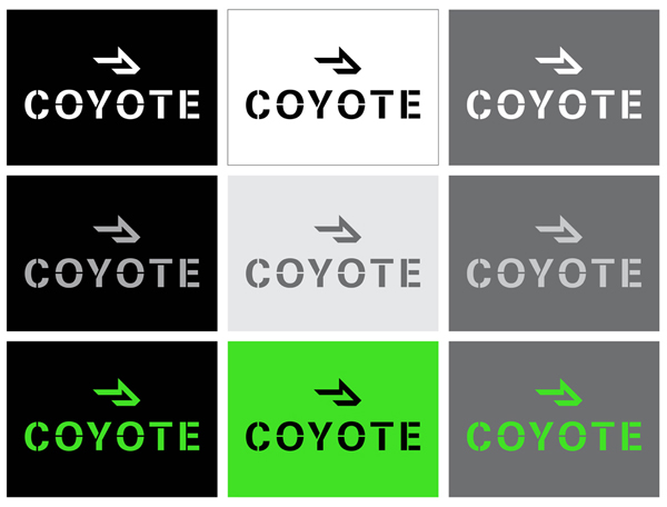 Coyote designed by Moving Brands