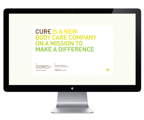 Cure designed by Dowling Duncan