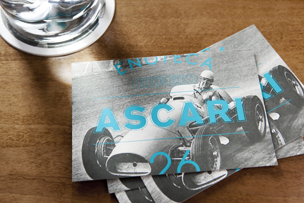 Ascari Noteca designed by Blok