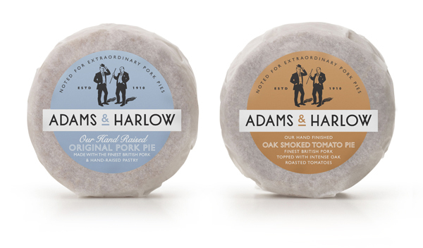 Adams & Harlow designed by Designers Anonymous