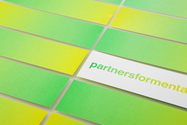 Partners for Mental Health designed by Blok