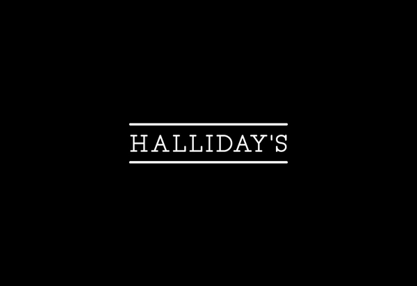 Hallidays designed by Family