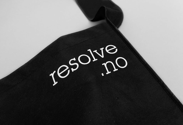 Resolve designed by Neue