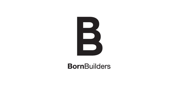 Born Builders designed by The Drop Studio