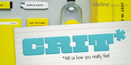 Crit - Just In Case on The Dieline