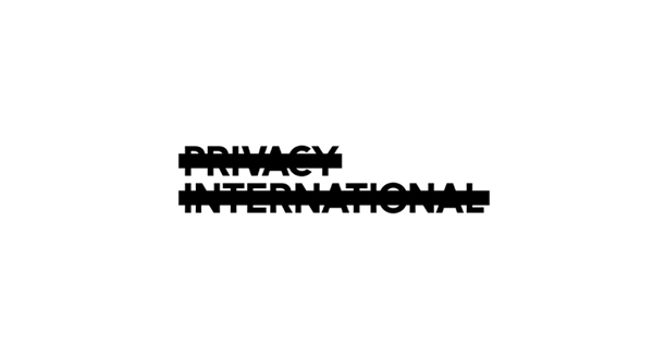 Privacy International designed by This Is Real Art