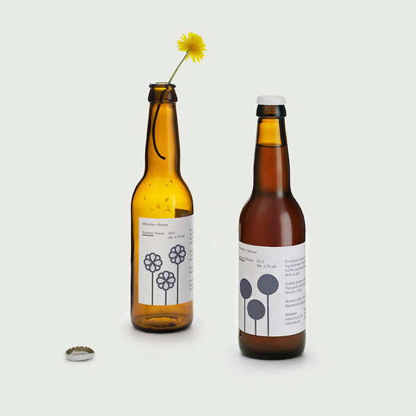 Summer Pilsner designed by Bedow