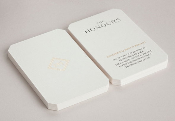 The Honours designed by Touch